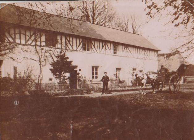 14 Pitard Familly (la Vannetière 1920)
