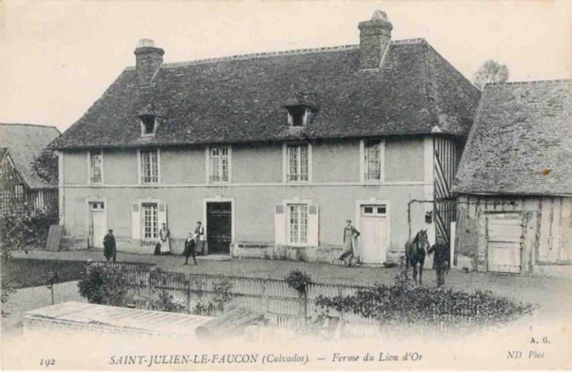 14 Poussin (Saint-Julien-le-faucon