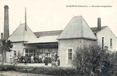 17-La Ronde-5 Laiterie Coopérative-1914