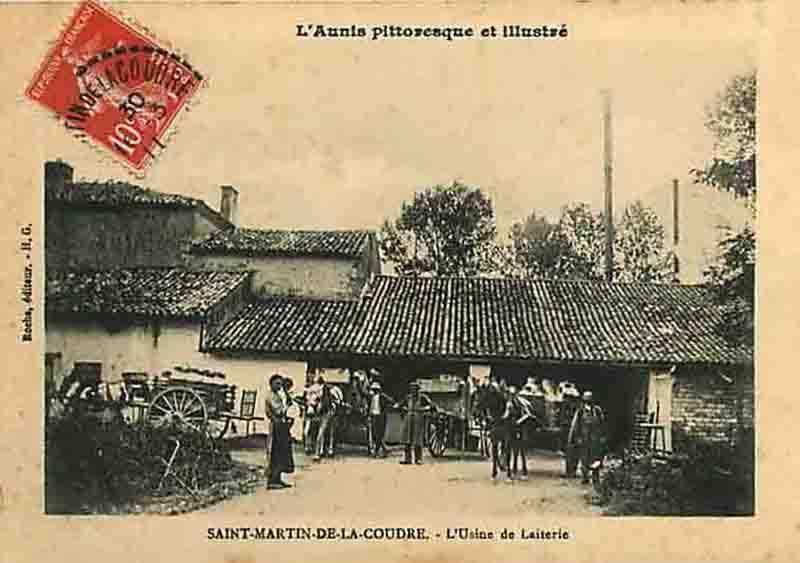 17-Saint-Martin-de-la-Coudré (Laiterie coopérative)