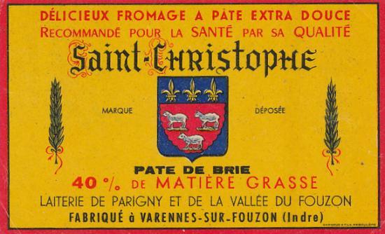 36-St-Christophe (lait-Parigny)
