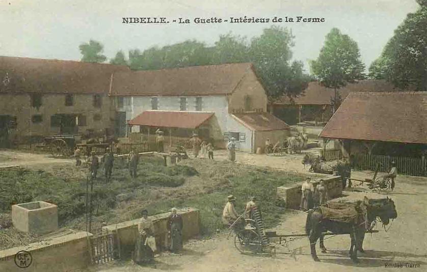45 Nibelle-1 Léveillé-Nizerolle Ferme de la Guette