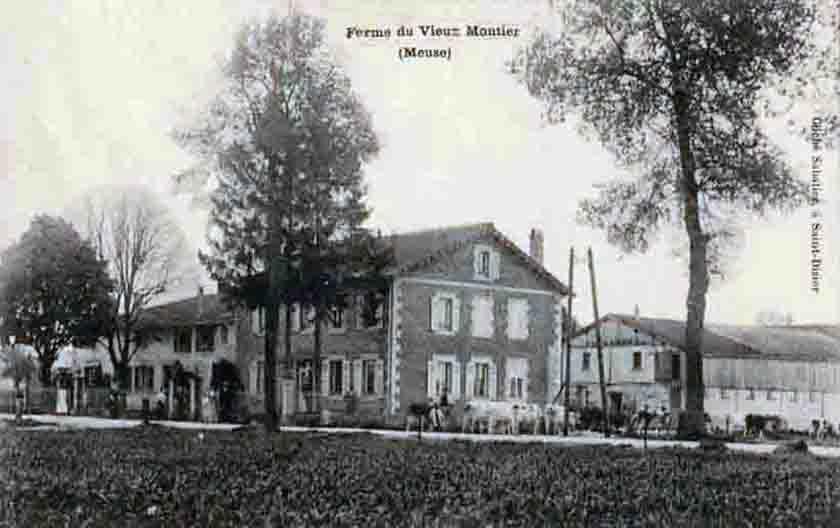 55-Courot Vieux-Montier Auzécourt