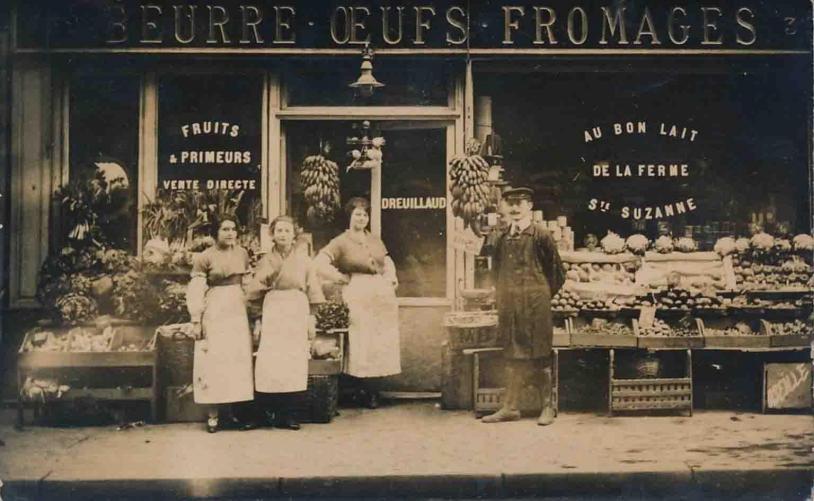 75-Dreuillaud (rue Delambre arrdt-14)