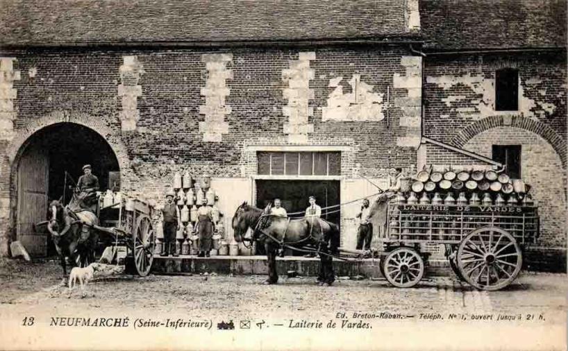 76-Neufmarché (laiterie Vardes)