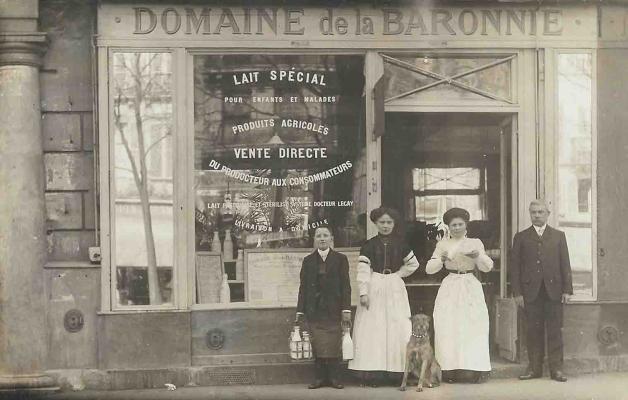 77-Domaine de la baronnie (de Saint-Chamans nv)