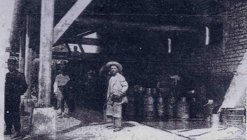 79-Magné-1nv (laiterie vers 1900)