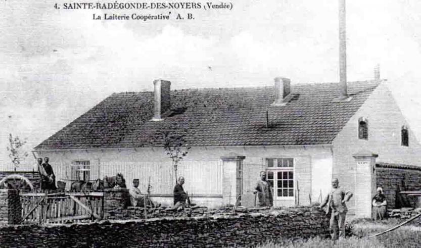 85-Sainte Radegonde des Noyers