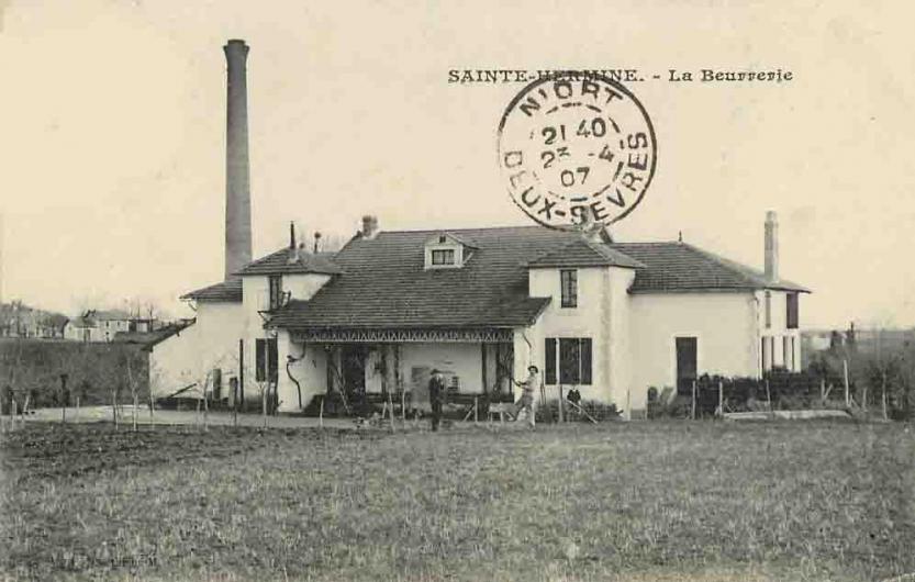85-Sainte-Hermine (beurrerie)