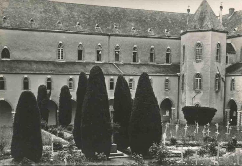 Abbaye de la Coudre (53)