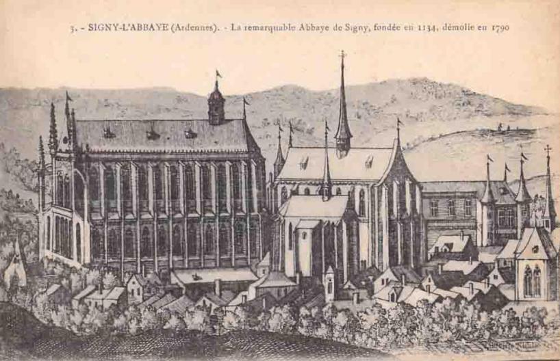 Abbaye de Signy (Ardennes-08)