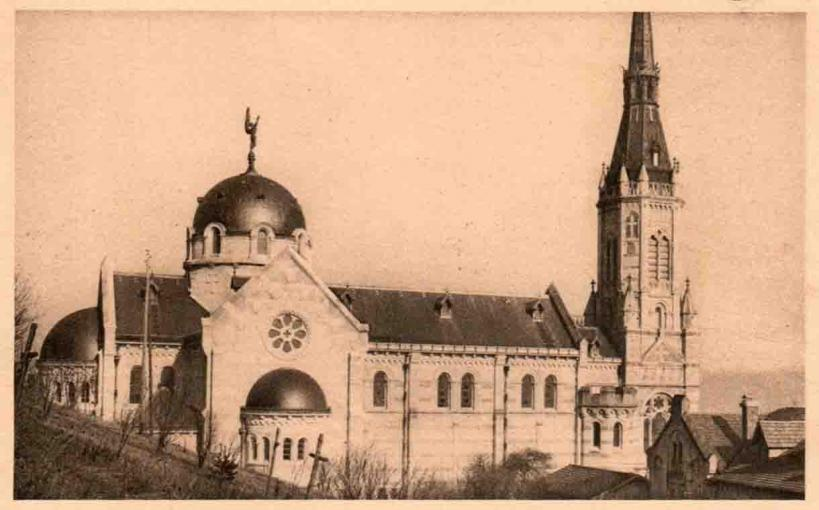 Basilique de Domrémy