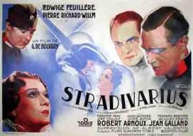 Bonneaud affiche stradivarius