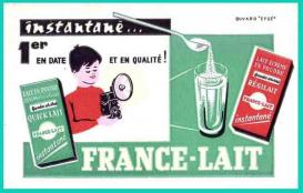 Buvard-02b france-lait