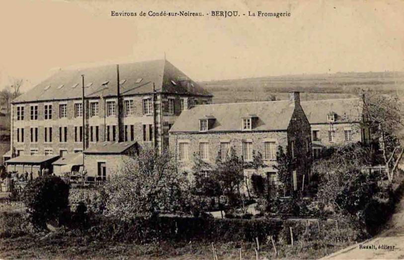 Cambercourt (Berjou 61nv)