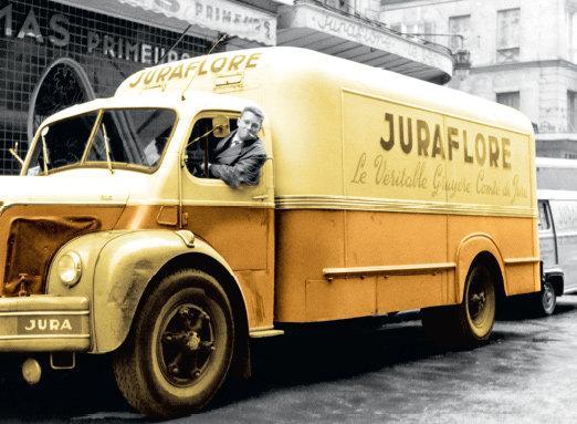 Camion juraflore
