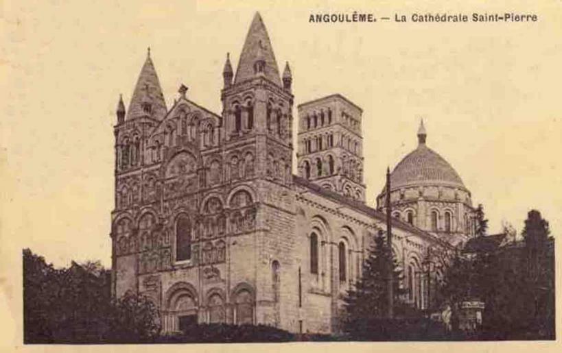 Cathédrale Saint Pierre (angouleme 16)