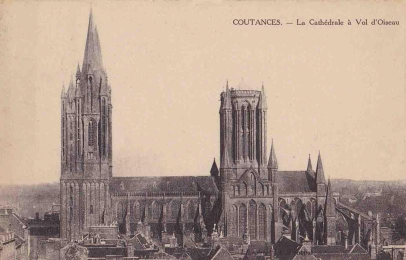 Cathedrale Coutances