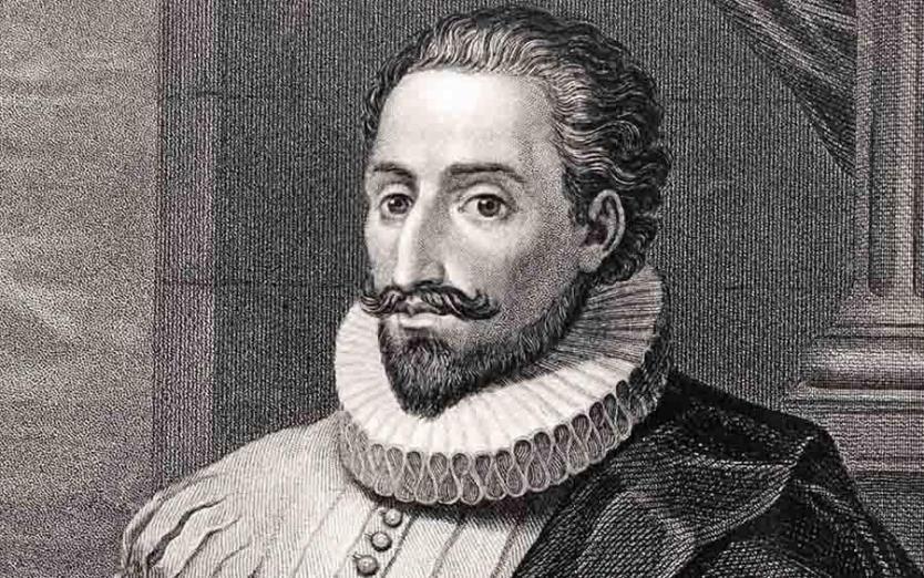Cervantes miguel auteur don quijote