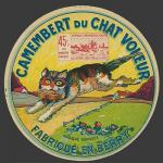 Chat voleur 2nv