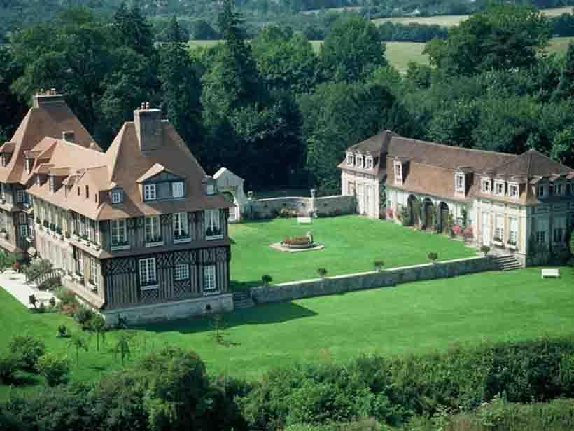Chateau breuil