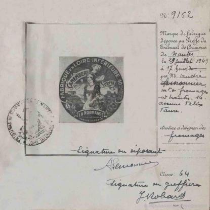 Dépôt-9162 29-07-1949 (Lemonnier Andre 1)