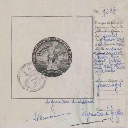 Dépot-9433 09-02-1951 (Lemonnier Andre)