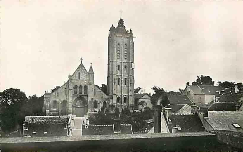 Eglise de Beaumont-sur-Oise