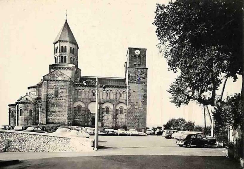 Eglise romane de Saint-Nectaire 63