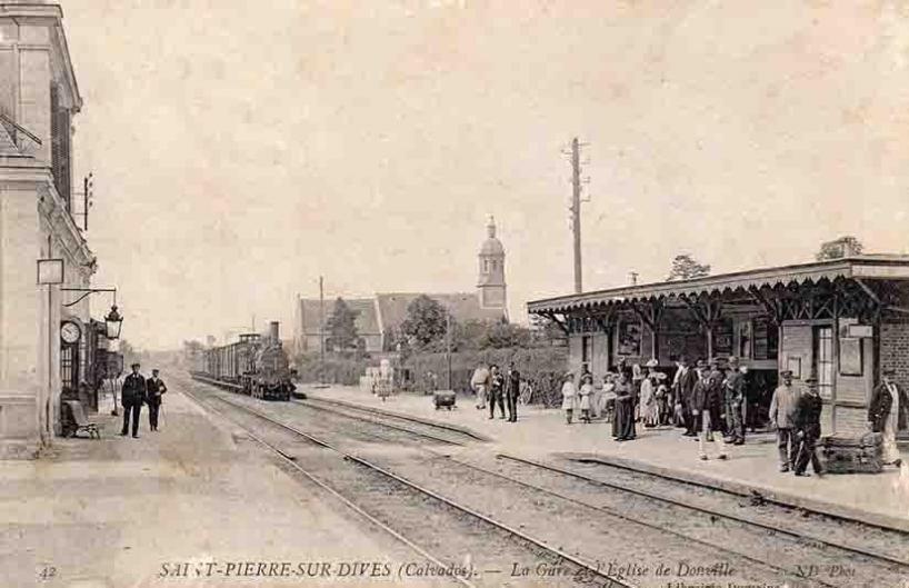 Gare Saint-Pierre-sur-Dives