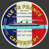 Ile de france 25 (camembert nv)