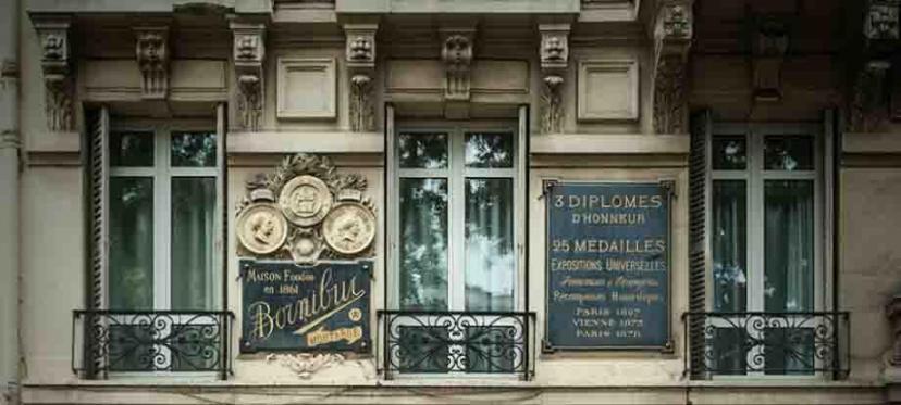 Immeuble 58- boulevard de la Villette