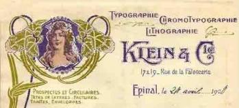 Klein (Epinal 2n)