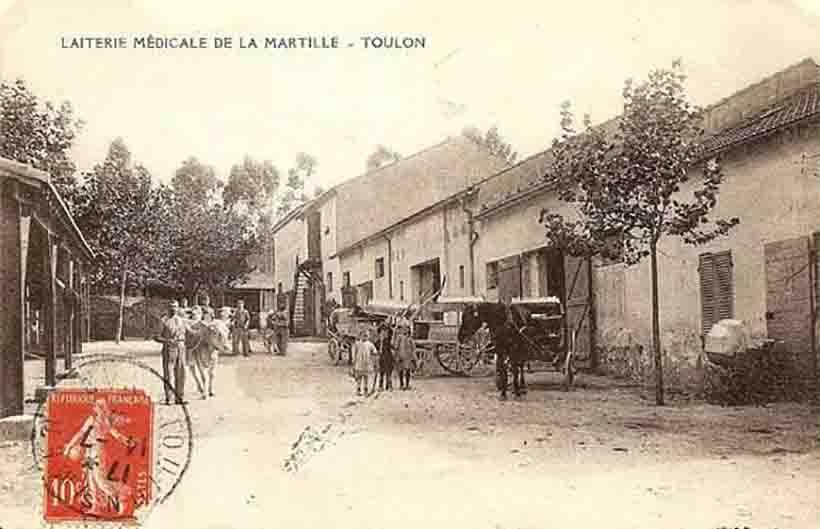 Laiterie Martille (Toulon)