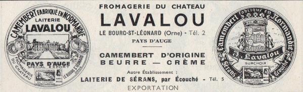 Lavalou-publicité