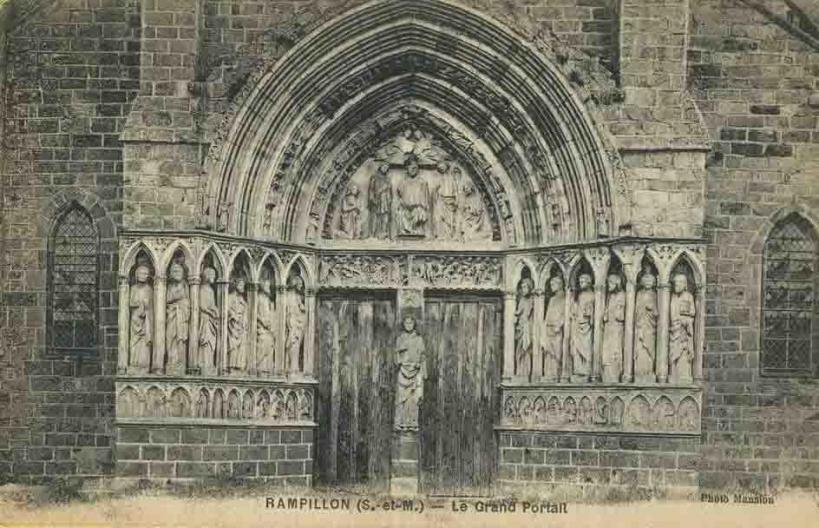 Le Rampillon (église)