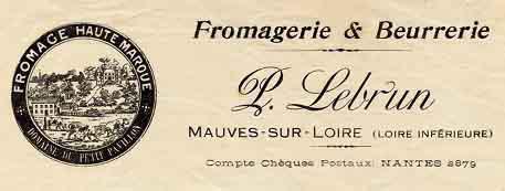 Lebrun Pierre (Presse coupure)