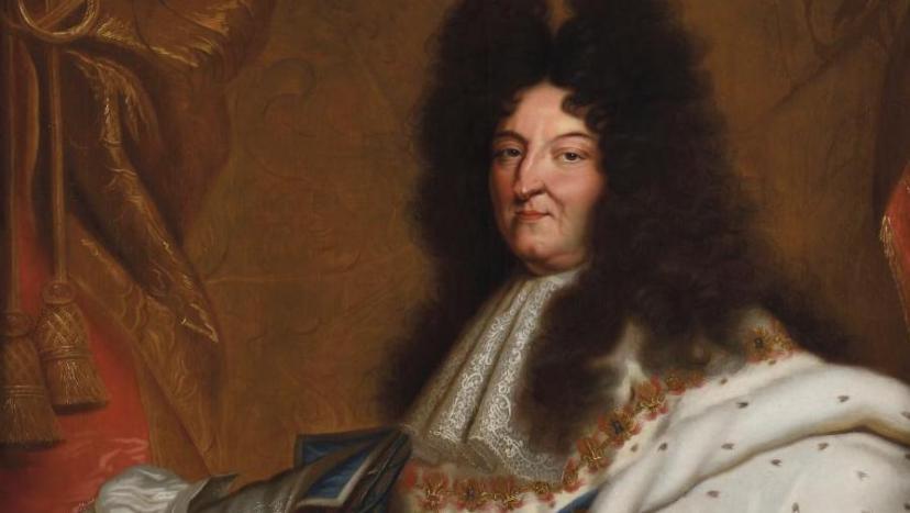 Louis-XIV (Portrait)