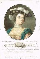 Marguerite de Valois-1492