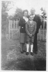 Maurice-Odette-Bernard Gehan 1947