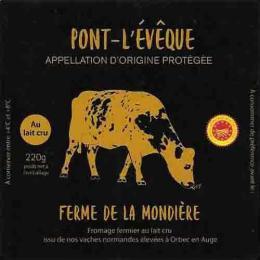Mondiere-1 (Eveque 01)