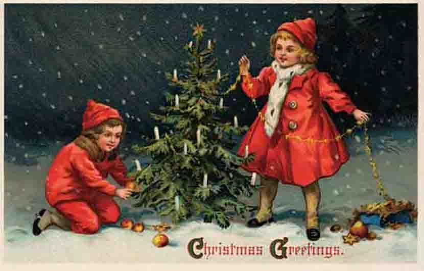 Noel enfants
