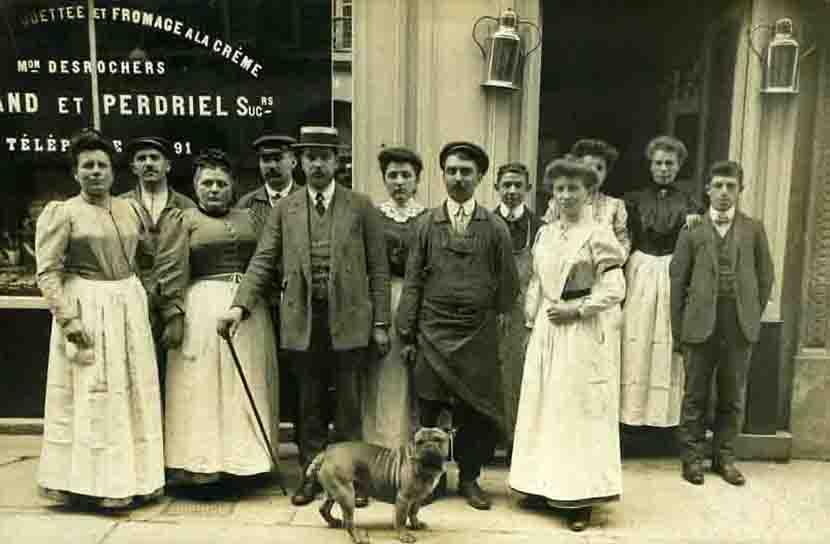 Normand Perdriel (15 miromesnil Paris-8nv)