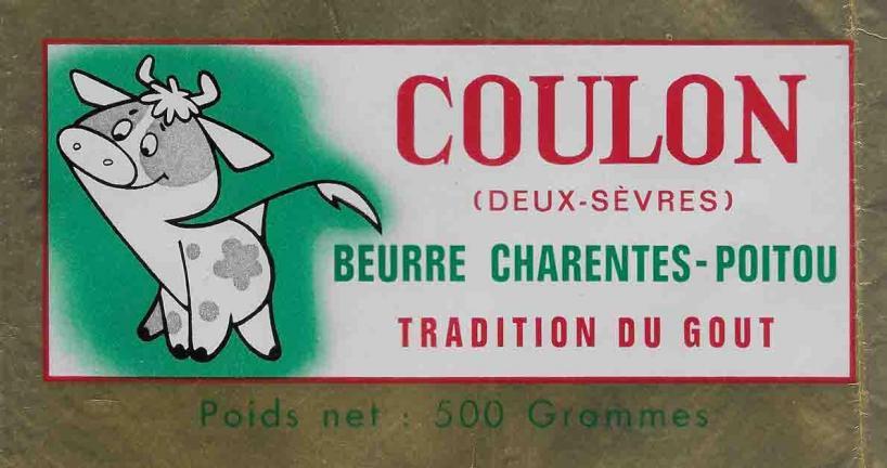 Papier beurre fab coulon 500 grs