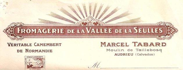 Papier fact (Tournay 1nv)