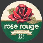 Rose rouge 01nv