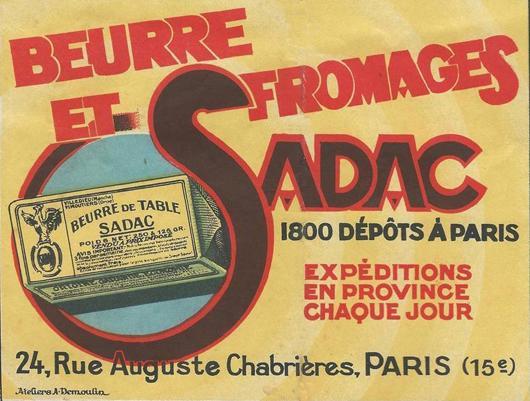 Sadac-75nv (BeurreFromage)