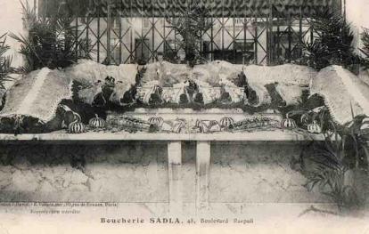Sadla (la boucherie 2)