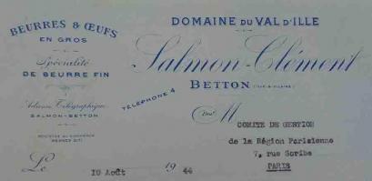 Salmon clement 1944 160792