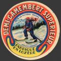 Skieur 48nv lozere 48
